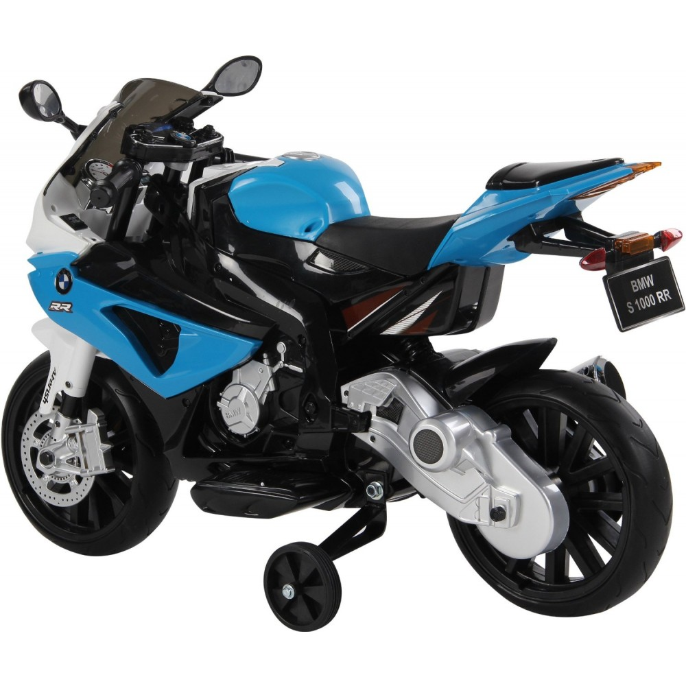 bmw 12v kinder elektro motorrad lizenziert ebay. Black Bedroom Furniture Sets. Home Design Ideas