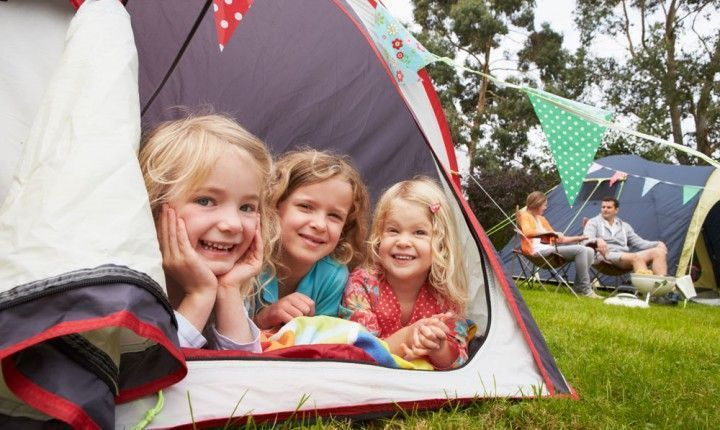 The Essential Festival Packing List for Families