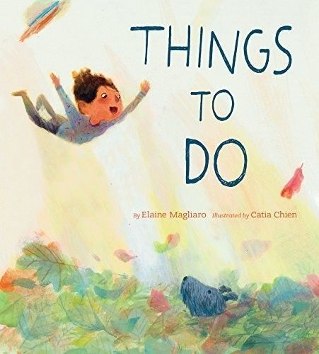 Things to Do Picture Book