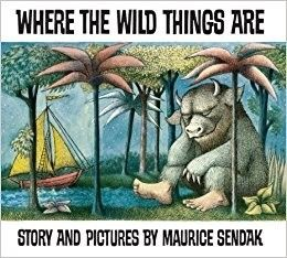 Where the Wild Things Are picture book
