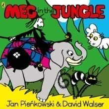 Meg in the Jungle picture book