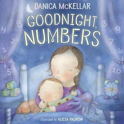 Goodnight, Numbers picture book