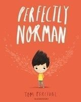 Perfectly Norman picture book