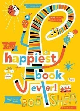 The Happiest Book Ever picture book