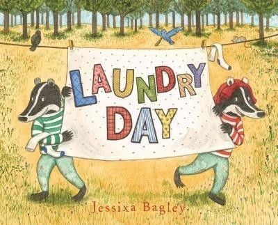 Laundry Day picture book