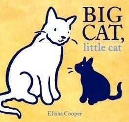 Big Cat, Little Cat Picture Book