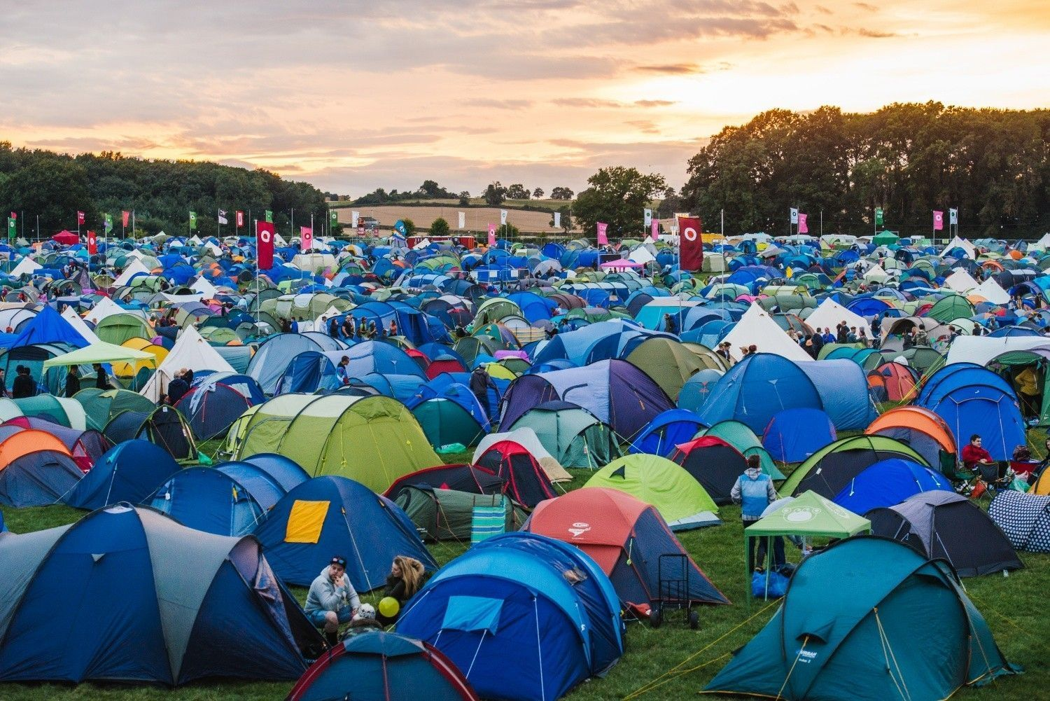 Finding the Best Festival Tent for Your Needs