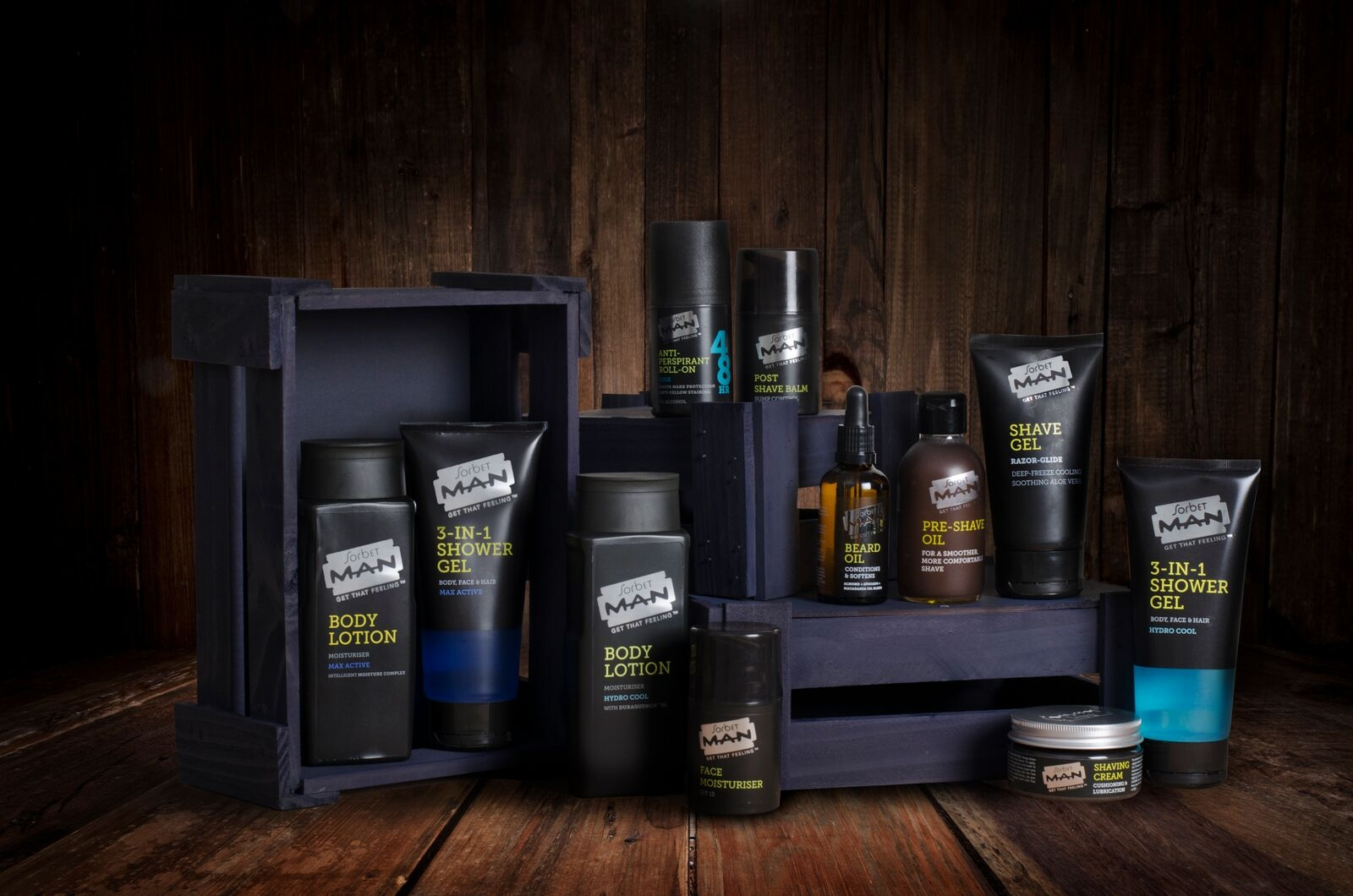 Sorbet Launches its Skincare and Body Range Exclusively for Men in the UK