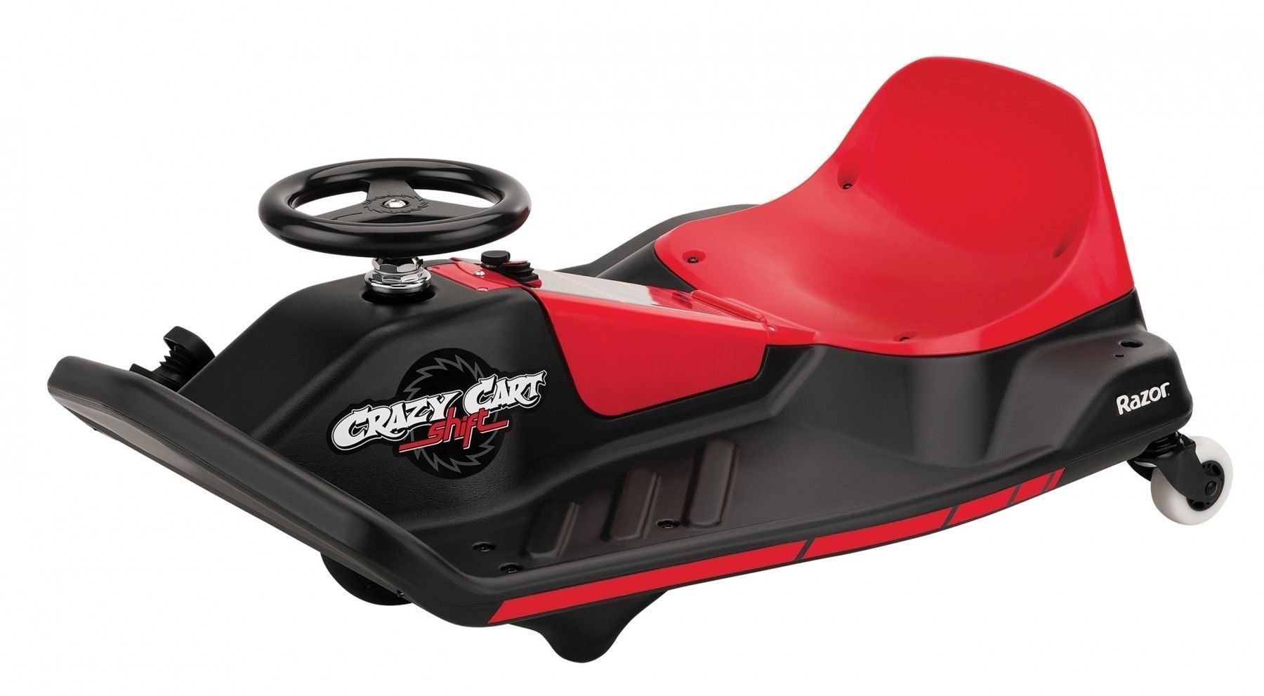 Product Review: Razor Crazy Cart Shift Electric Go Kart