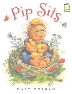 Pip Sits picture book