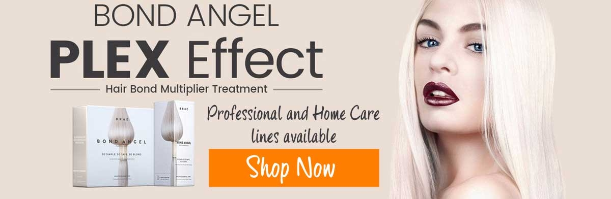 Brae blond angel plex effect