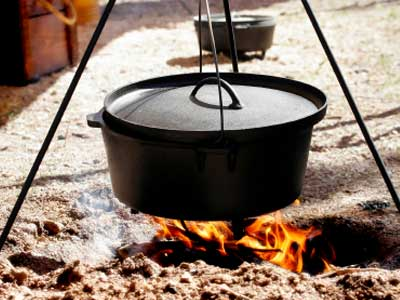 Amazing Campfire Cooking Tips