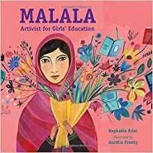 Malala: Activist for Girls' Education picture book