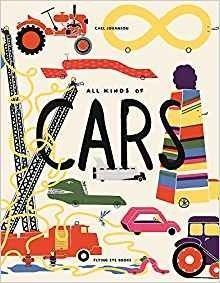 All Kinds of Cars picture book