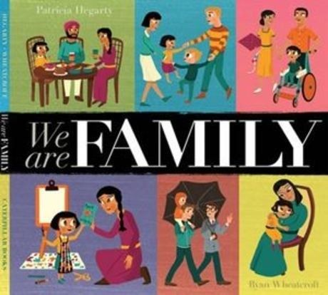We Are Family picture book