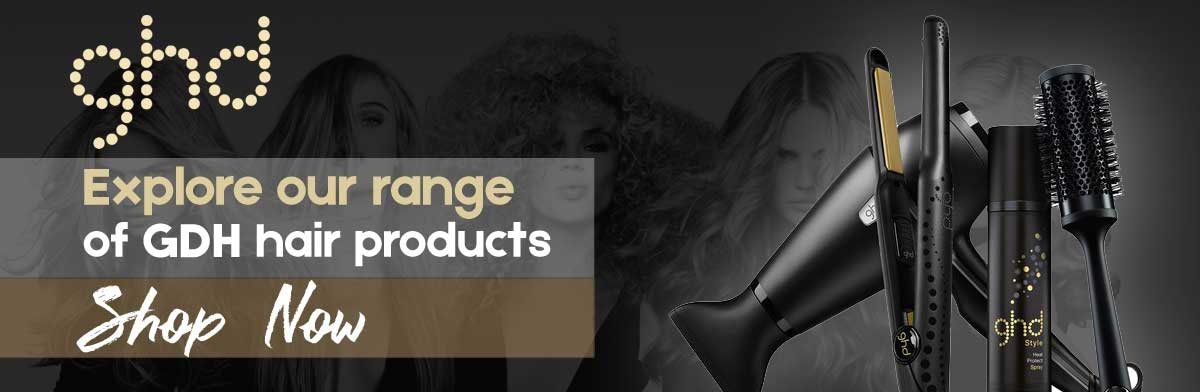 GHD hair products