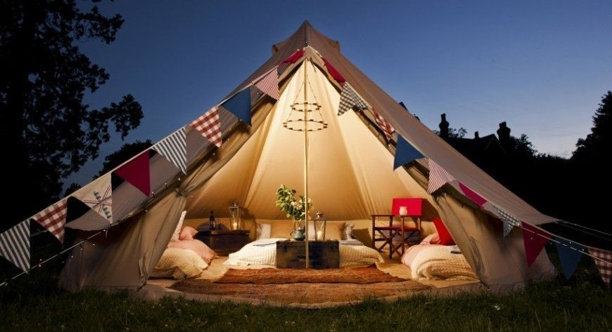 Beautiful Glamping Sites in the UK