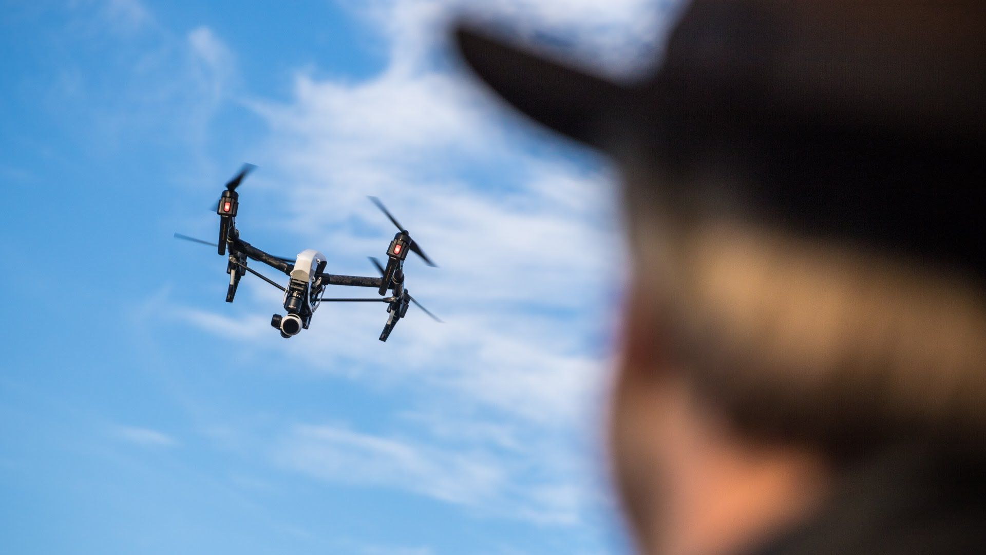 What is the Difference Between a Quadcopter and a Drone?