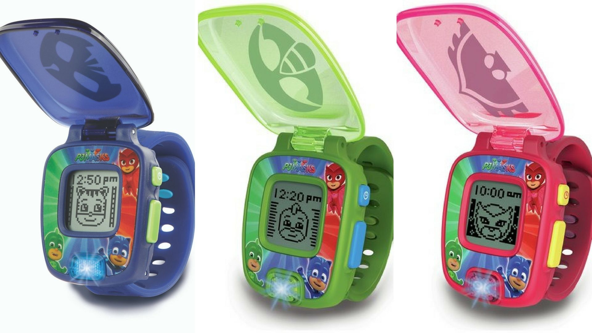 Vtech PJ Mask Learning Watch Review