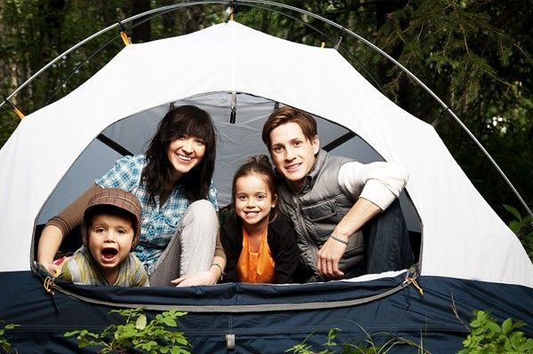 5 of the Best Family Tents for 2017